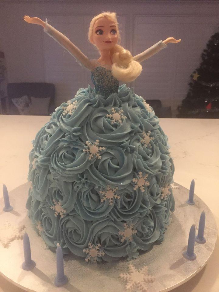 Cakely cake tin hire blue mountains dolly varden cake tin