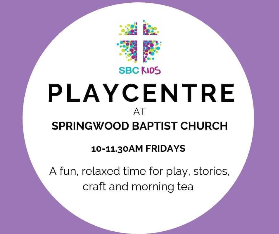 springwood baptist church playgroup playcentre blue mountains