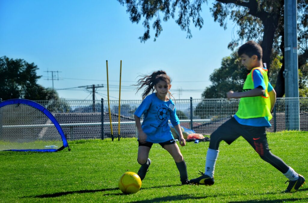 Fusion Football School Holiday Program Glenbrook