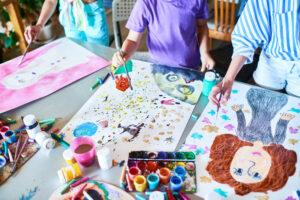 art workshops glenbrook blue mountains