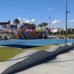Julia Reserve Youth Precinct: Fantastic new park in Western Sydney
