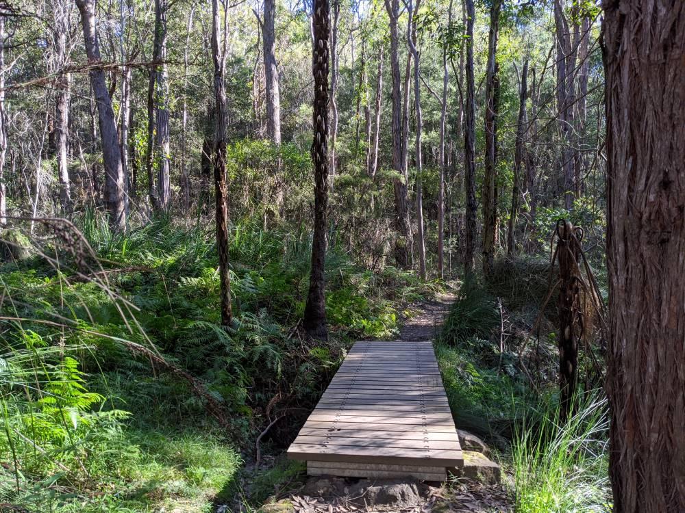 birdwood gully bridge