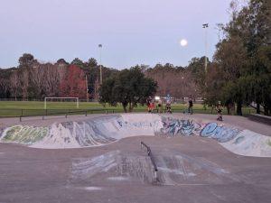 glenbrook skatepark features