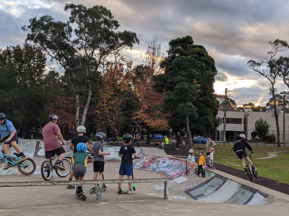 glenbrook skatepark safety