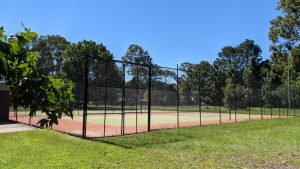 lennox park blaxland playground blue mountains tennis courts