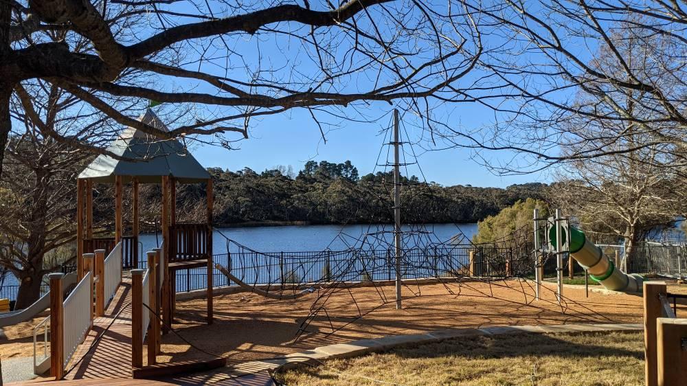 wentworth falls playground new playground