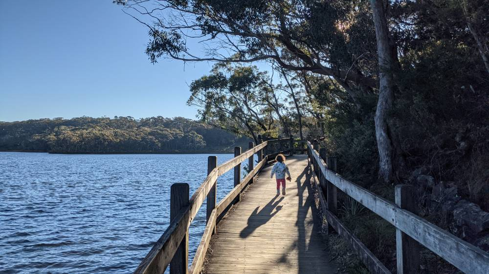 wentworth falls lake walk