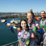 BridgeClimb Sydney Launches Memorable Schoolies Suits for the 'Class of 2020': Celebrate in Style!