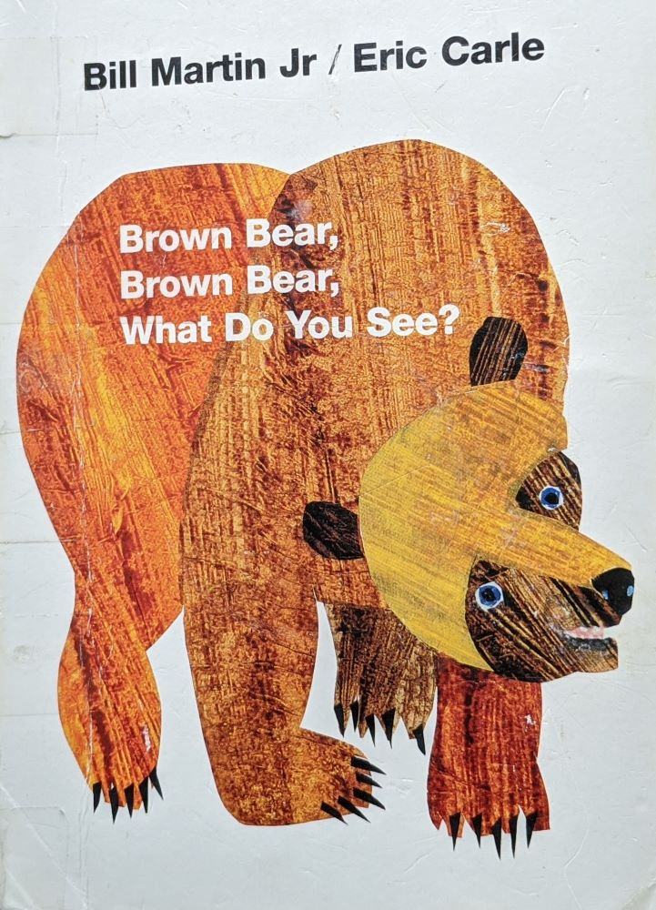 Top 10 Favourite Books for Babies and Toddlers Brown Bear Brown Bear