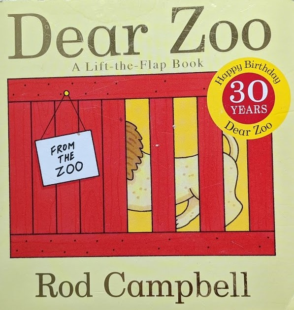 Top 10 Favourite Books for Babies and Toddlers Dear Zoo