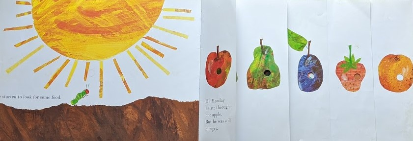 Top 10 Favourite Books for Babies and Toddlers The Very Hungry Caterpillar
