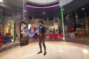 ifly penrith school holidays kids