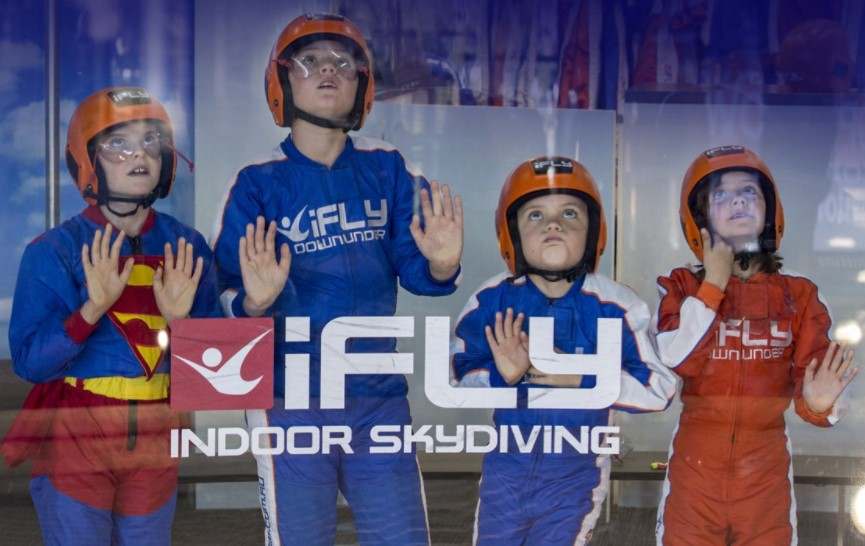 ifly penrith kids