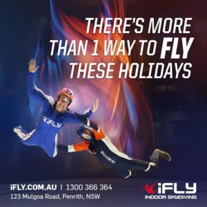 ifly penrith