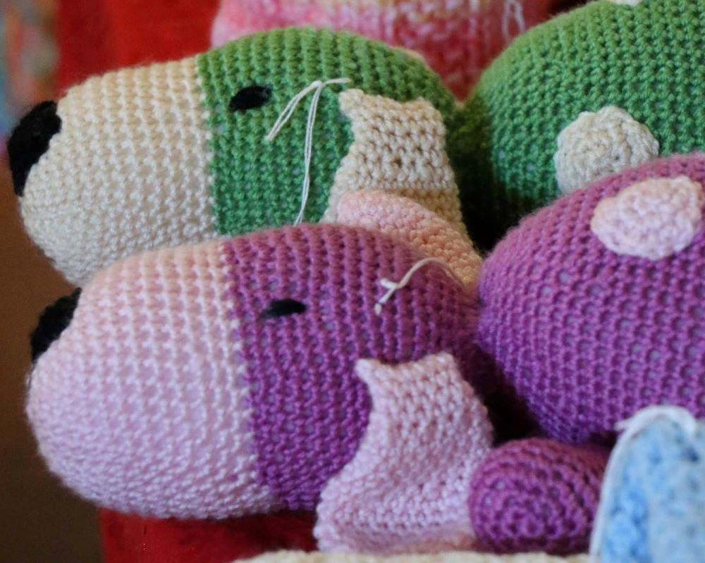 Blue Mountains markets handmade toys