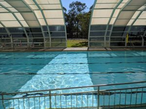 glenbrook pool roof opening