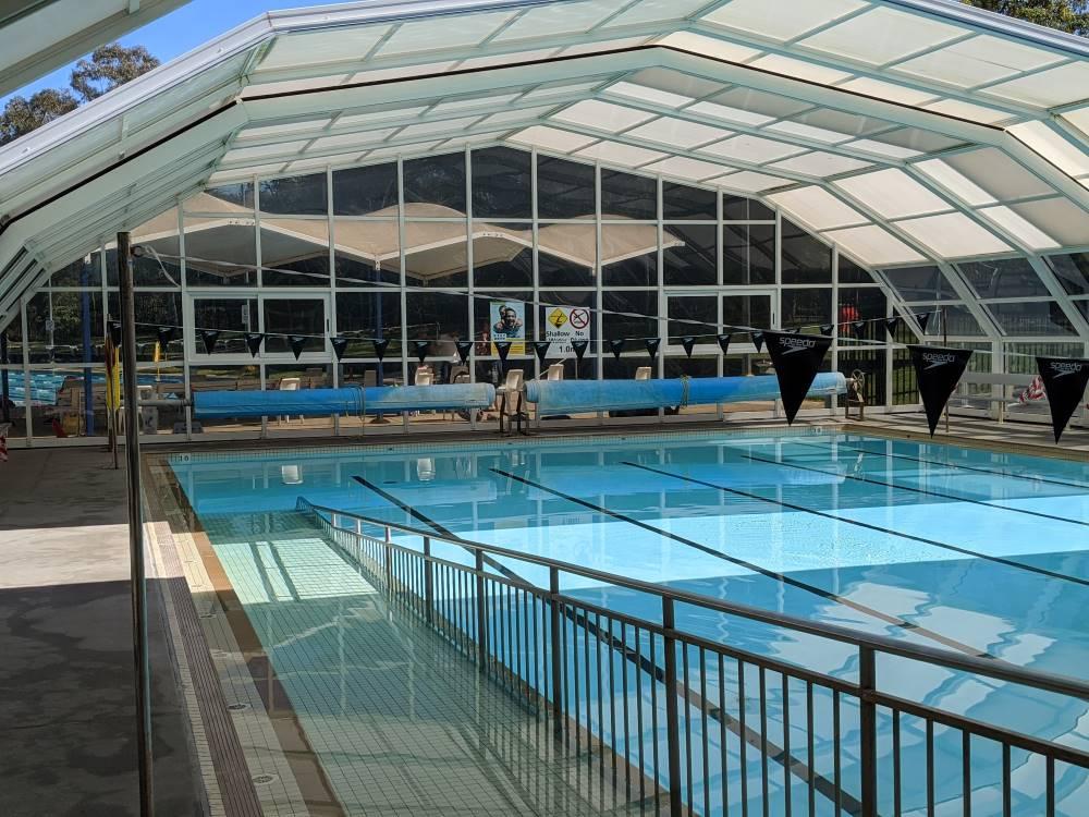 glenbrook pool heated pool