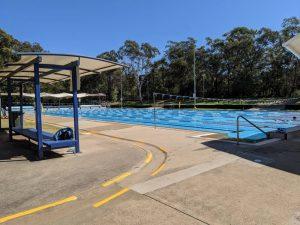 glenbrook pool 50 metres