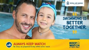 swimming and water play safety blue mountains