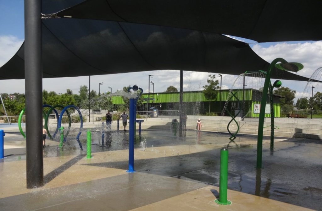 Francis Park Blacktown - Splash Park