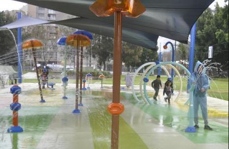 James Ruse Reserve Parramatta splash park