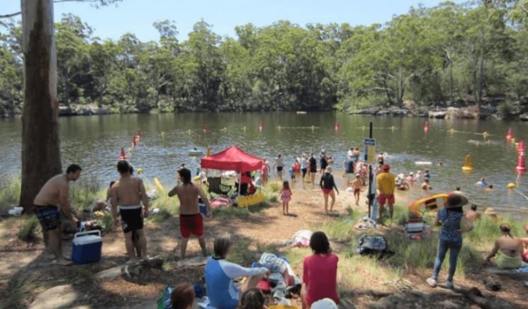 Lake Parramatta Reserve Parramatta