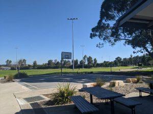 livvi's place jordan springs basketball court