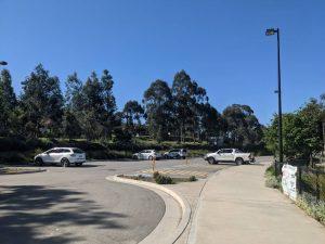 livvi's place jordan springs car park