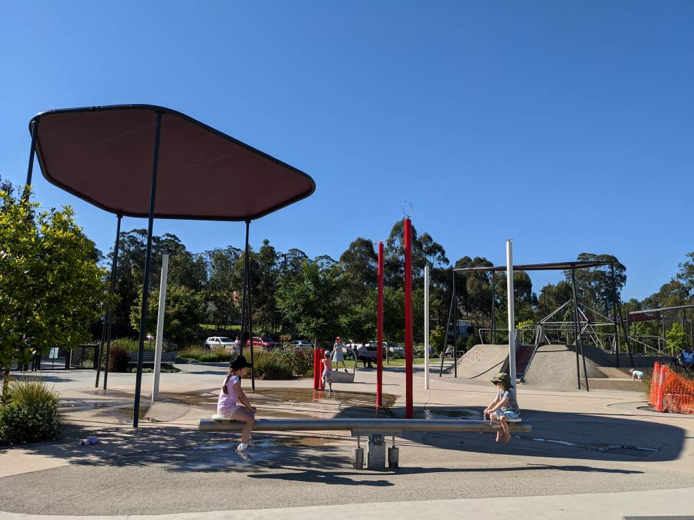 Livvi's Place Jordan Springs - Splash Park