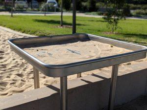 livvi's place jordan springs sand play