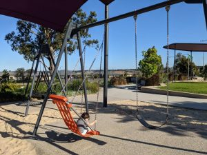 livvi's place jordan springs inclusive swings
