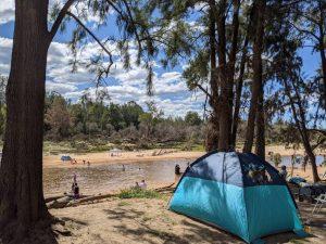 yarramundi reserve blue mountains blue mountains tent