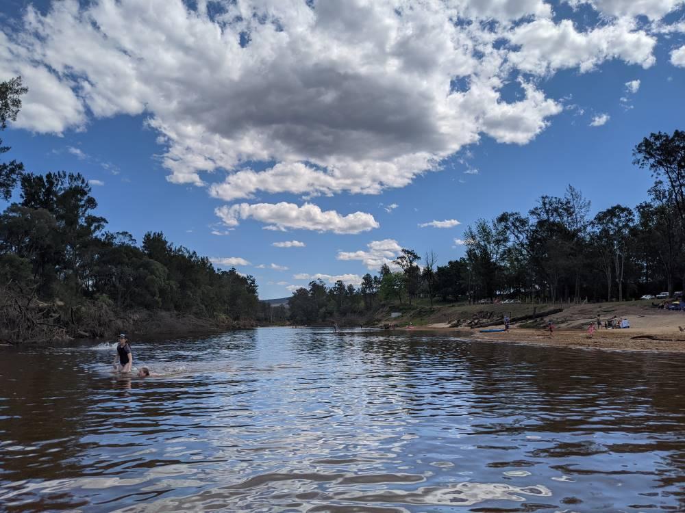 yarramundi reserve blue mountains lovely water view
