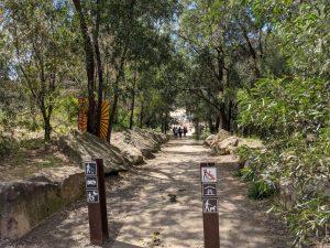 yarramundi reserve blue mountains entrance
