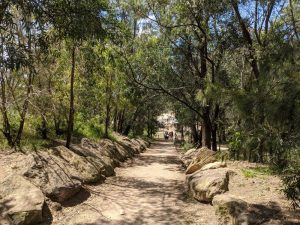 yarramundi reserve second entrance