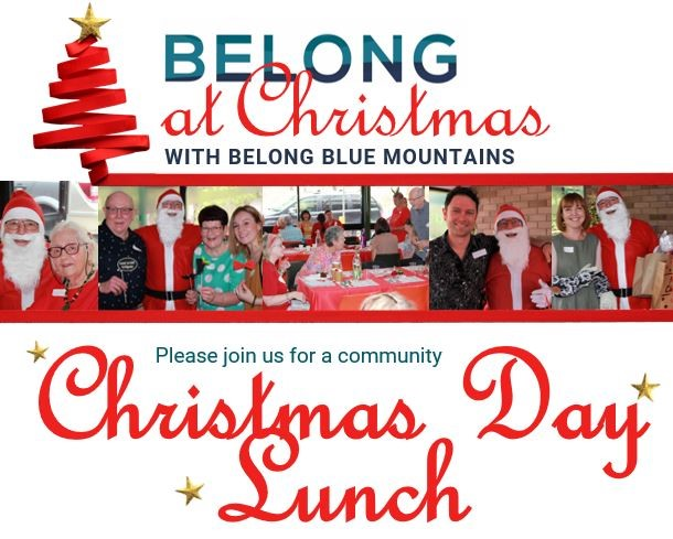 Christmas in the Blue Mountains 2020 Belong Blue Mountains