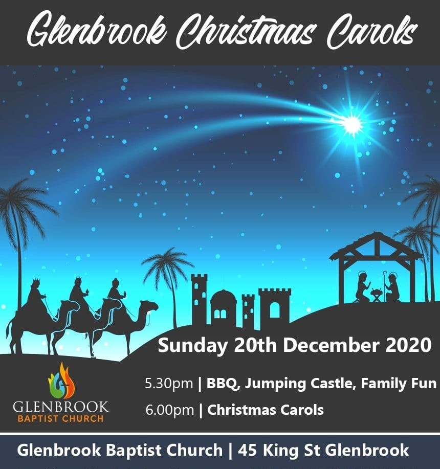 Christmas in the Blue Mountains 2020 Glenbrook Baptist Church