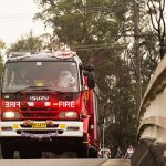 Festive Santa Run: Blue Mountains Fire & Rescue Stations Bring Joy to Families This Christmas