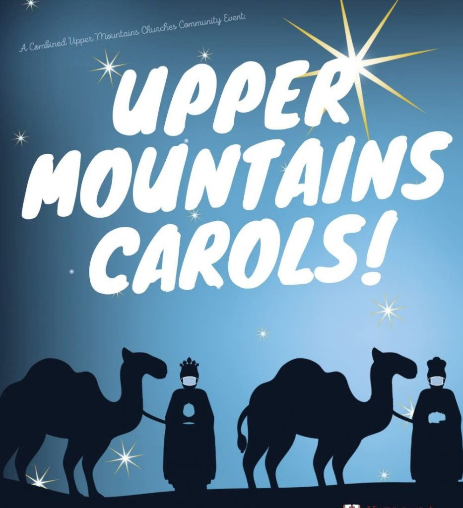 Christmas in the Blue Mountains 2020 KCC auditorium