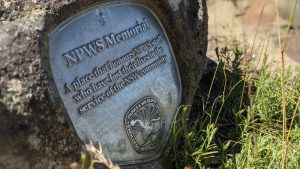 fairfax heritage track blackheath blue mountains national park memorial