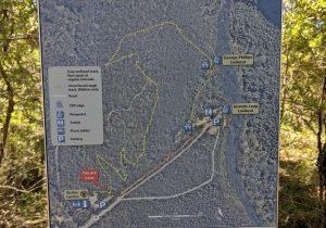 fairfax heritage track blackheath blue mountains national park map