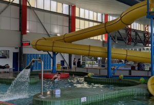 springwood aquatic and leisure slide and whirlpool