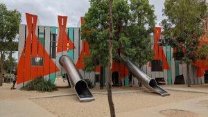 bungarribee park slides