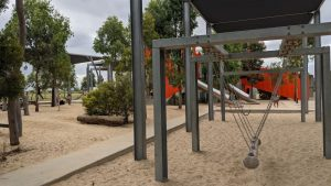 bungarribee park swings