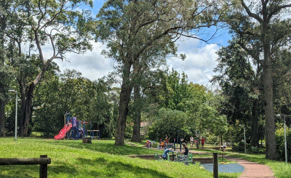 Buttenshaw Park, Faulconbridge