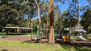 douglas smith memorial park and playground glenbrook