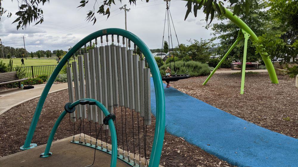 governor phillip park windsor sensory play