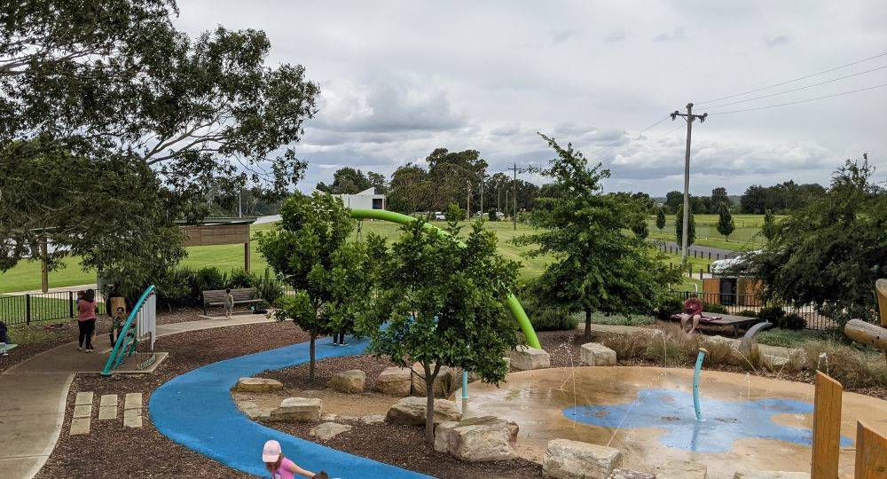 governor phillip park windsor water play