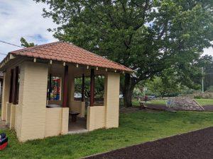 hinkler park katoomba picnic shelter