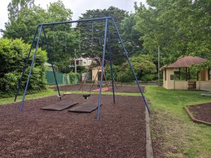 hinkler park katoomba swings
